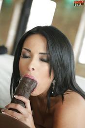 European Pornstar Anissa Kate BBC 04