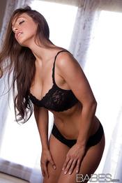 Amazingly Sexy Brunette Abigail Mac 00