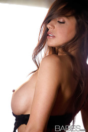 Amazingly Sexy Brunette Abigail Mac 01