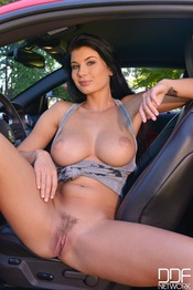 Busty Pornstar Lucy Li 14