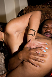 Rose Monroe Interracial Fuck 11