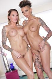 Sexy Pornstars Juelz Ventura And Bella Bellz 05