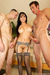 Abella Anderson Hot Threesome 03