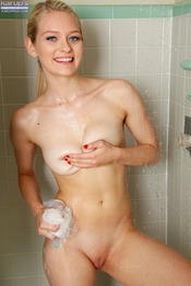 Skinny Young Blond Alli Rae 08