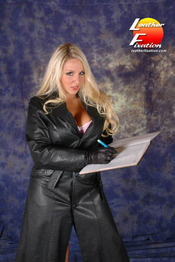 Giant Boobs And Leather 06
