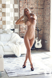 Morgan Reese Is In The Spot Playboy 11
