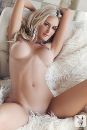 Morgan Reese Is In The Spot Playboy 15