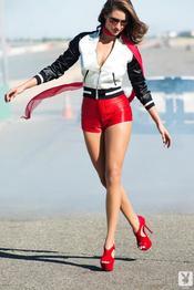 Alyssa Arce - Miss July 2013 08