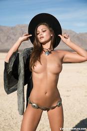 Asian Centerfold Model Chelsie Aryn 10