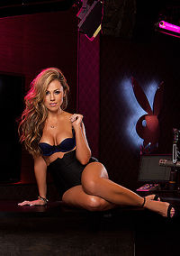 Playboy Radio Hostess Jessica Hall Is Much