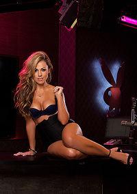 Playboy Radio Hostess Jessica Hall Is Much