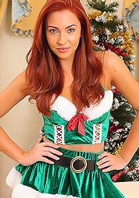 Sexy Redhead Babe