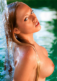 Maja Zaper-Morales Free Playboy Gallery