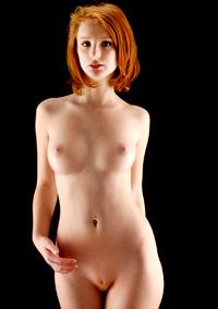Sweet Redhead Clelia