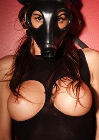 Gas Mask Vixien