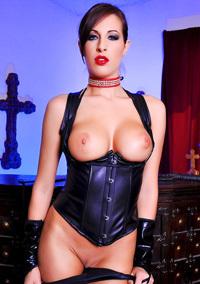 Kortney Kane Gothic Beauty