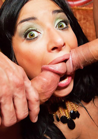 Anissa Kate Double Penetrated