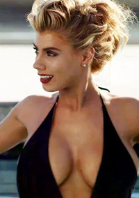 Busty Beauty Charlotte McKinney