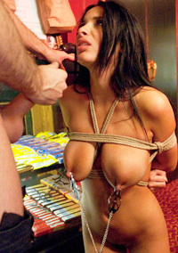 Anissa Kate Disgraced