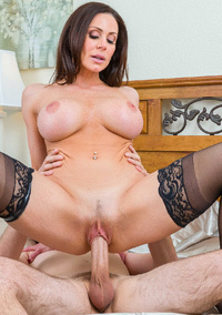 Busty Mom Kendra Lust Fucked