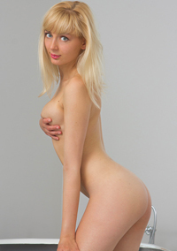 Blonde Amateur Russian