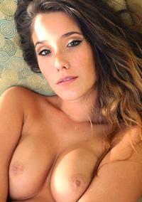 Sexy Stripped Eva