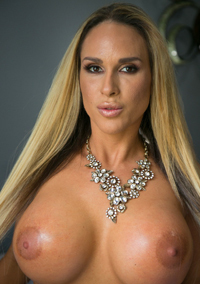 Huge Boobed Blonde Bombshell