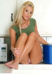 Tanya James In The Kitchen