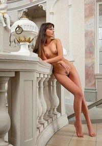 Lorena In The Castle