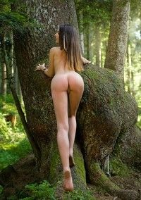 Lorena In The Forest