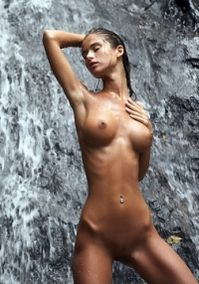 Wet And Nude Glamour