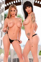 Rachel Roxxx And Lexxxi Nicole