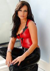 Latina Latex Babe